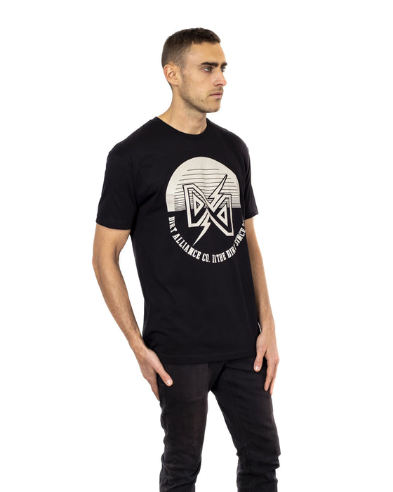 Dirt Alliance Spool T-Shirt - Black