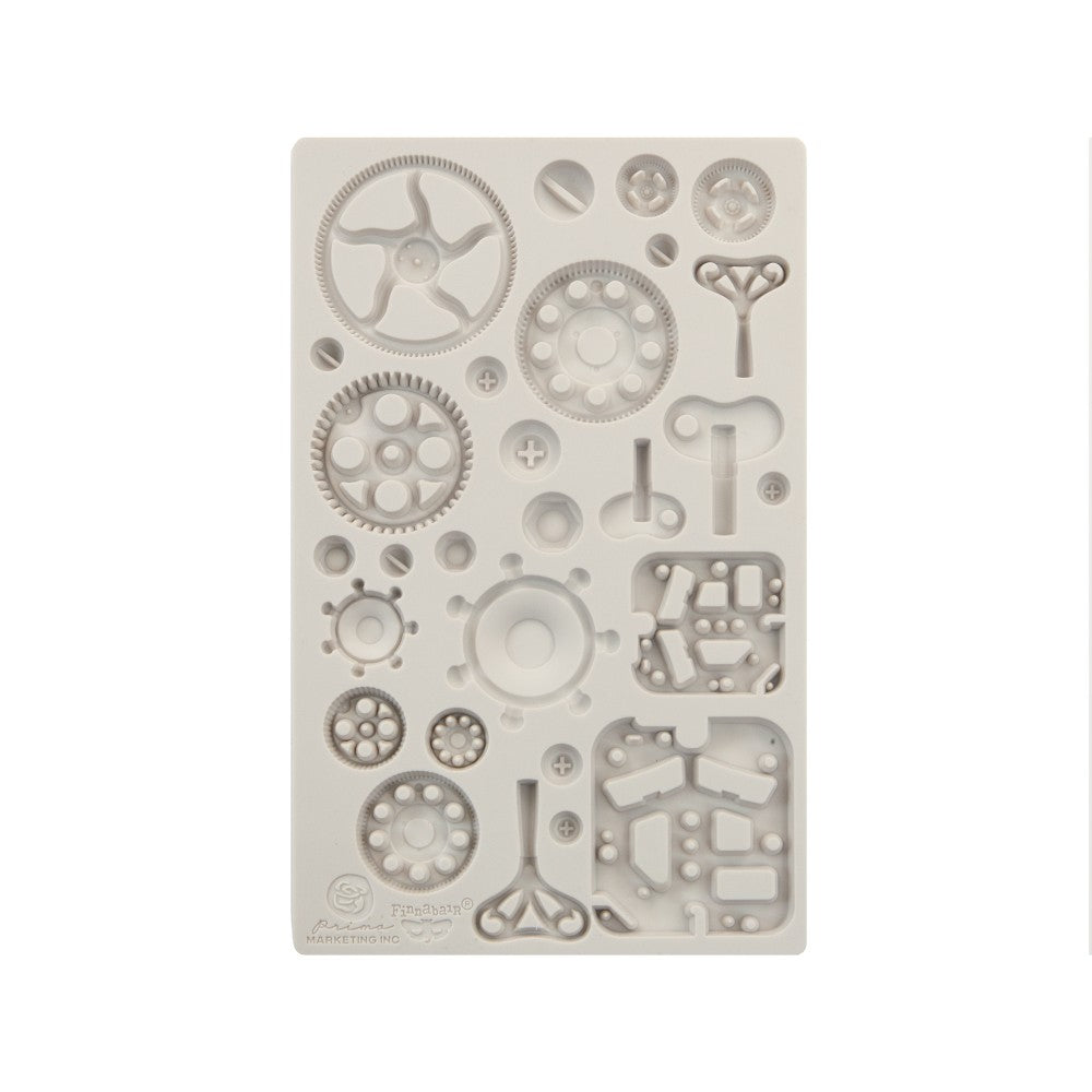 "Redesign with Prima Moulds - 5""x8"" Mould Mechanicals"