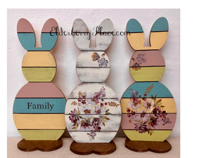 Standing Bunny Workshop - Monday, March 23, 6:30 - 8:30PM