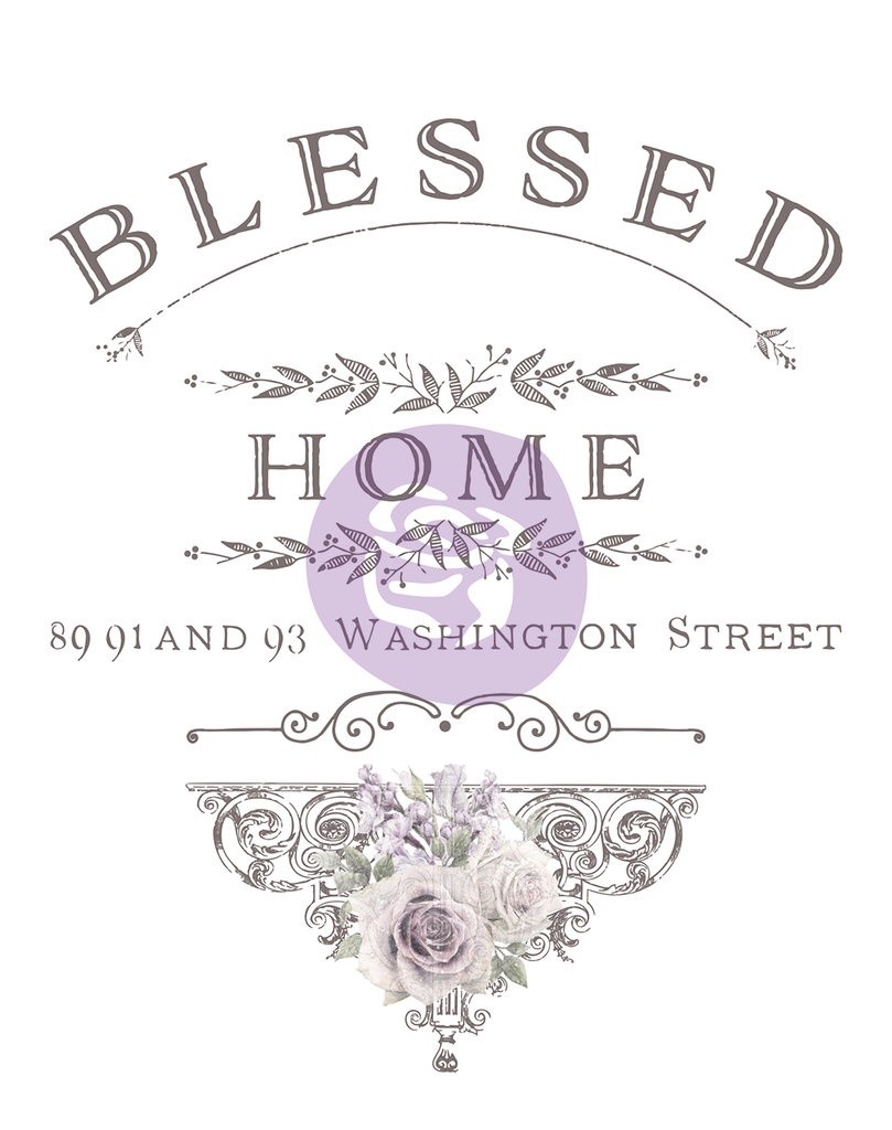 Redesign with Prima - Redesign Transfer - Blessed Home