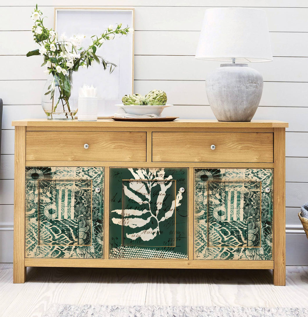 Redesign with Prima - Redesign Décor Transfers® - Algae Print size 14
