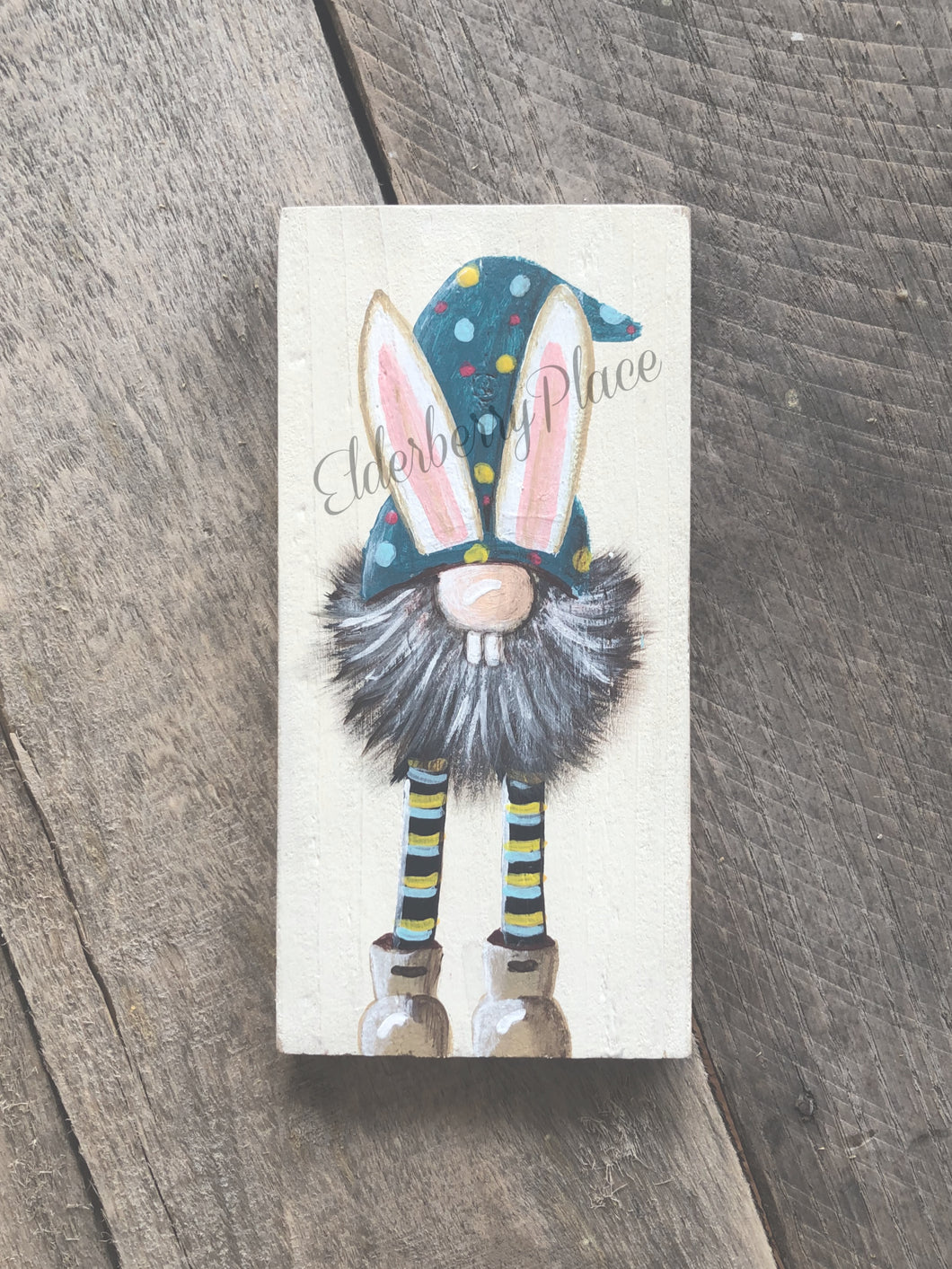 Gnome - Easter Bunny 7