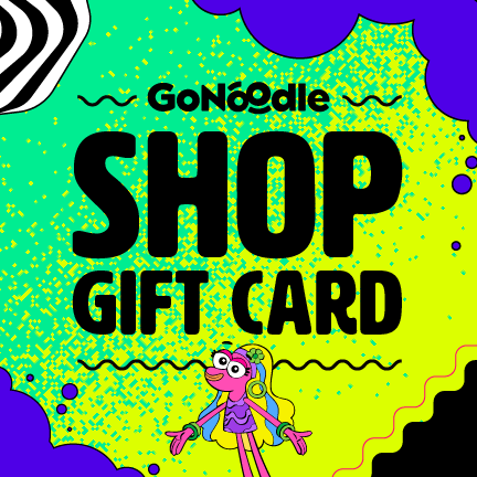 GoNoodle Shop Gift Card