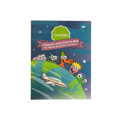 Around The World Activity Books (Set of 5)