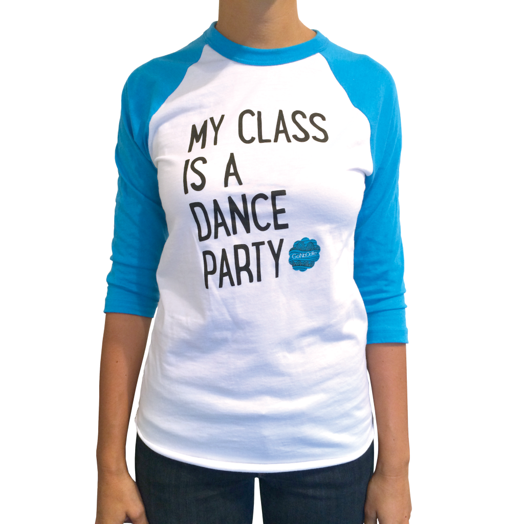 My Class is a Dance Party Tee