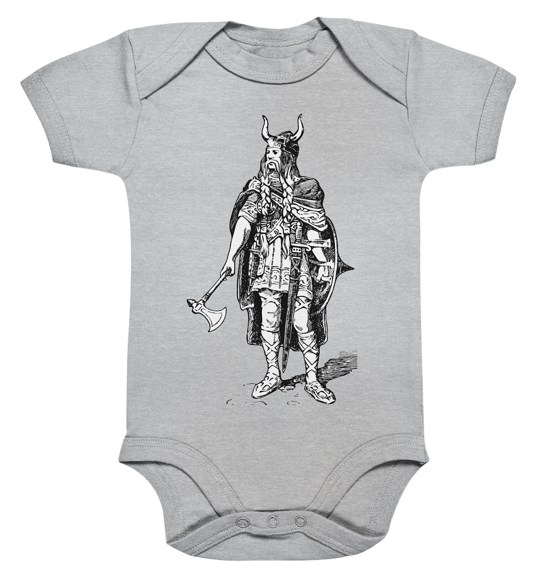Shirt Viking Man - Baby Bodysuite