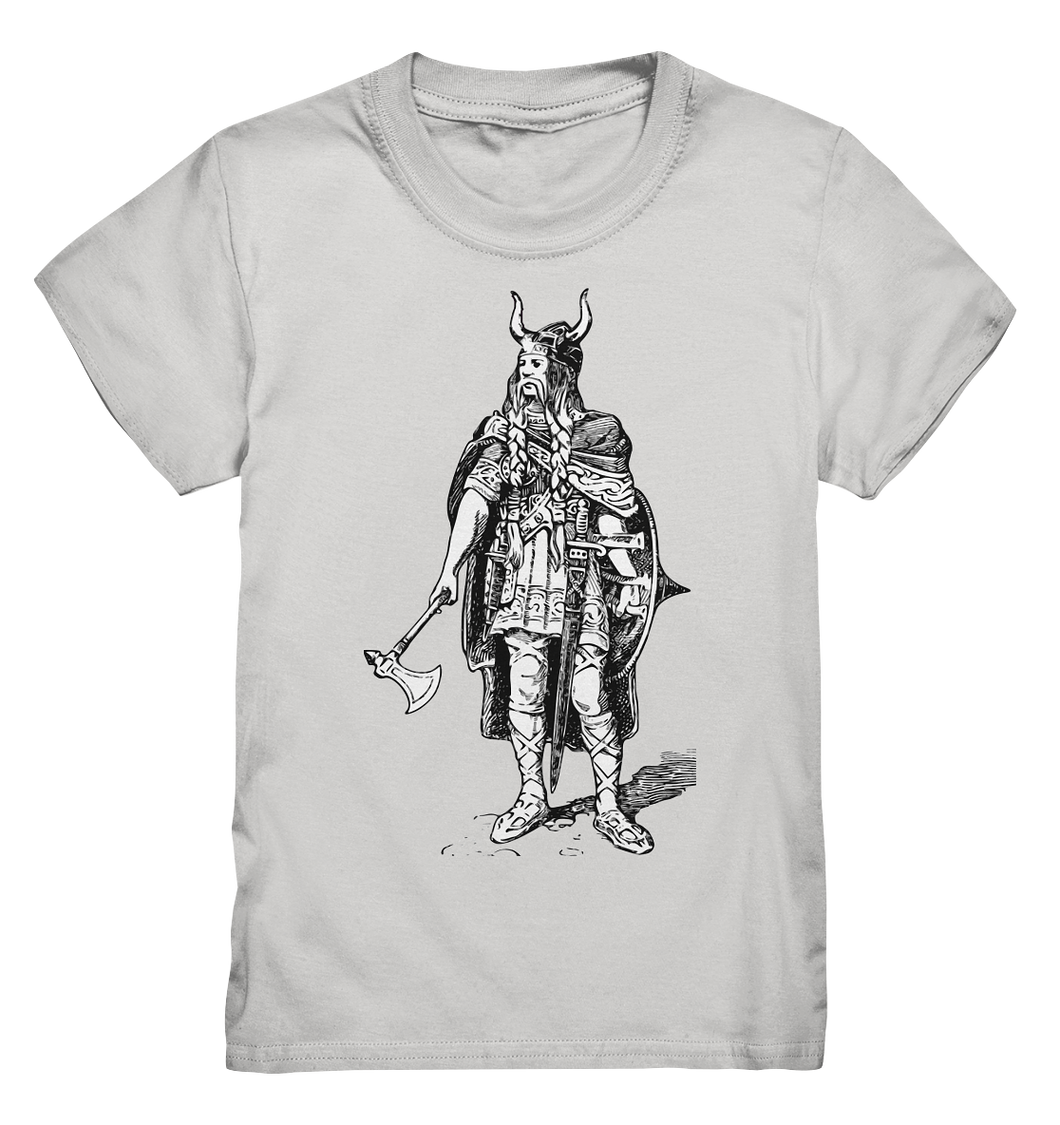 Shirt Viking Man - Kids Premium Shirt