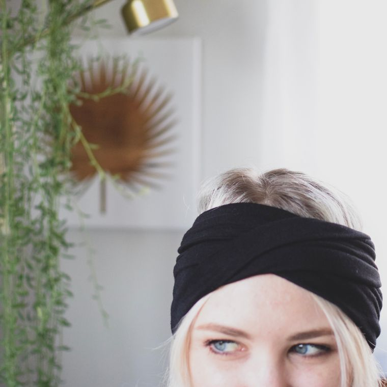 Wide Headband- 5 Colors!