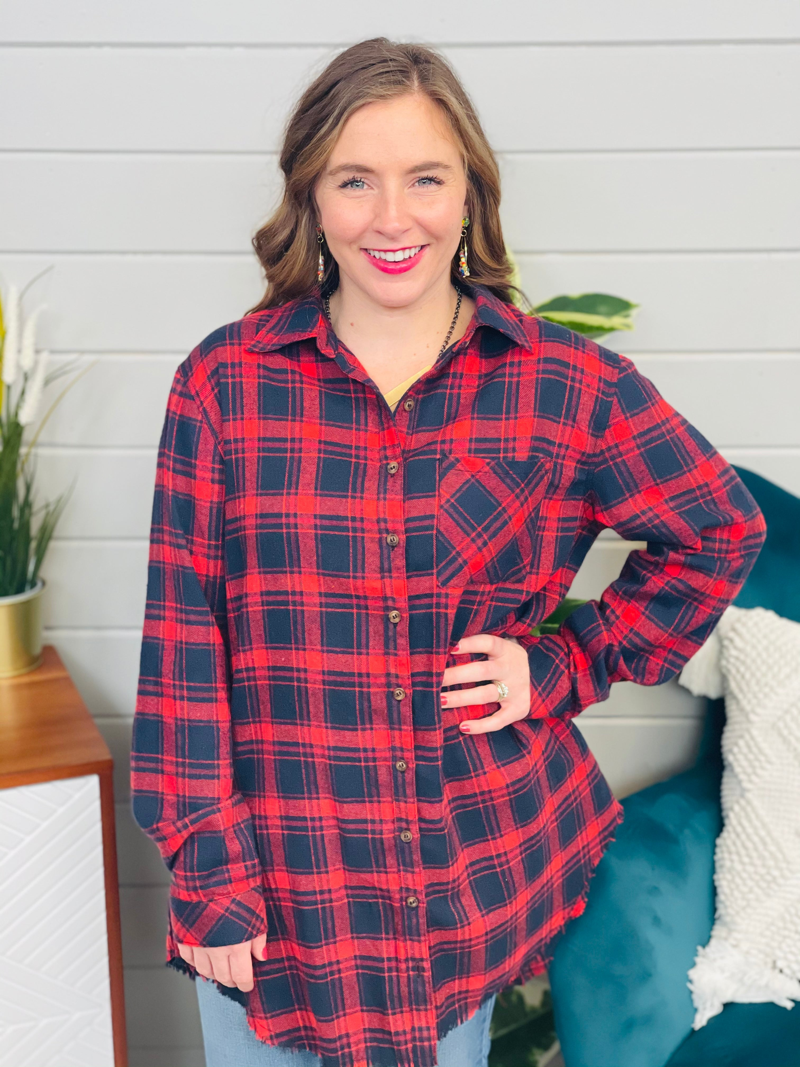 The Great Indoors Flannel