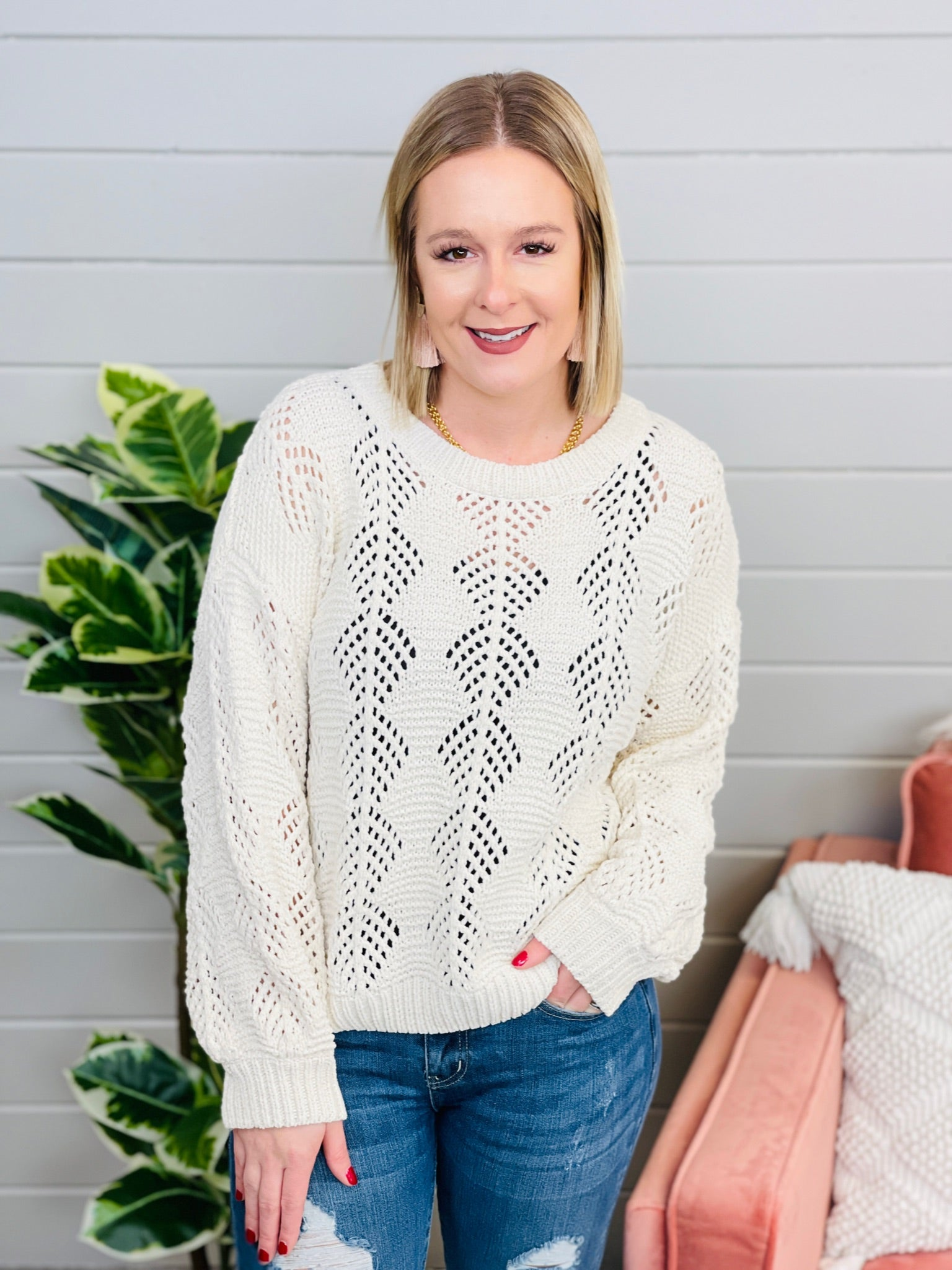 DOORBUSTER Warmest Occasion Sweater- 3 Colors!