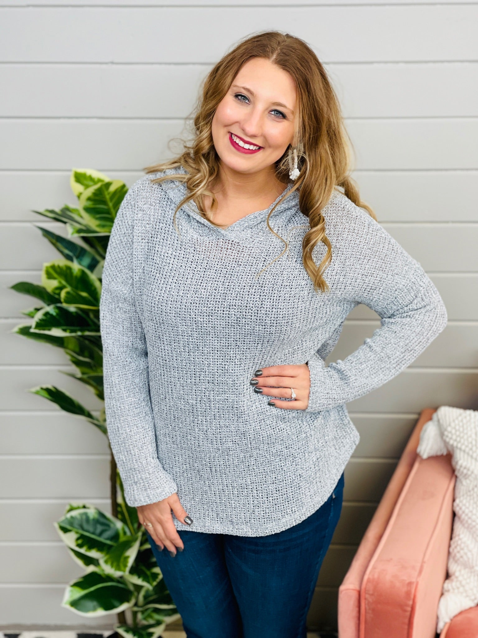 DOORBUSTER! PLUS/REG Just Another Day Sweater- 3 Colors!