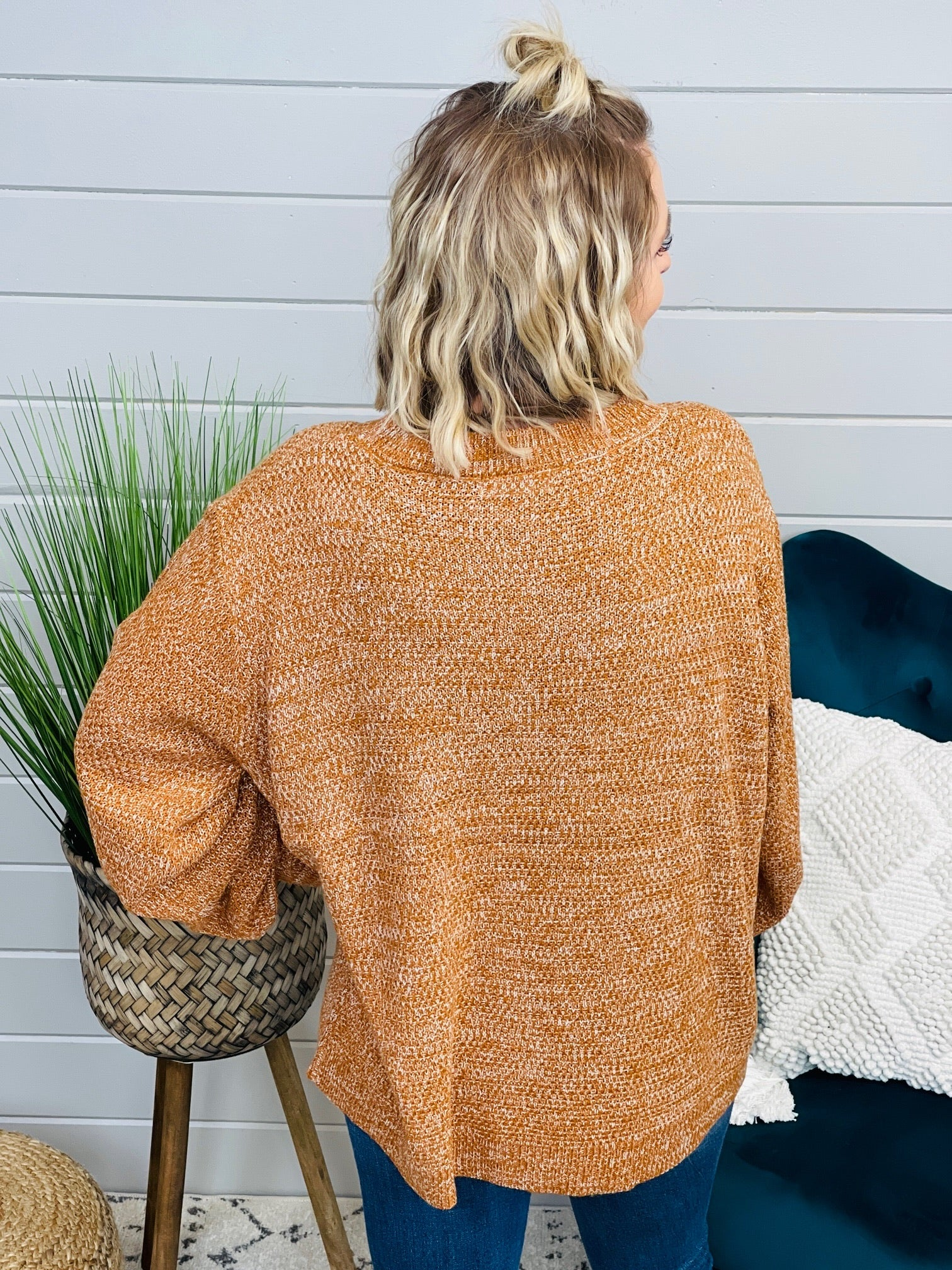 DOORBUSTER PLUS/REG Time To Cozy Up Sweater- 5 Colors!