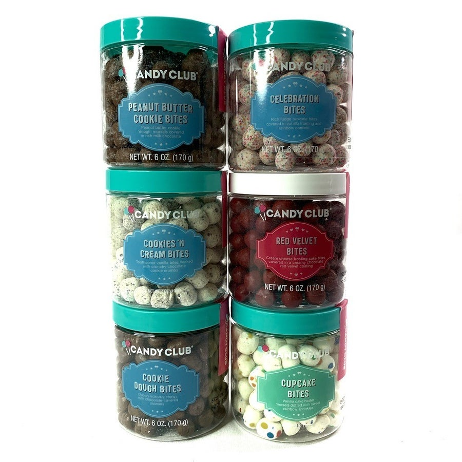 Gourmet Candy Best Selling Candy Bites
