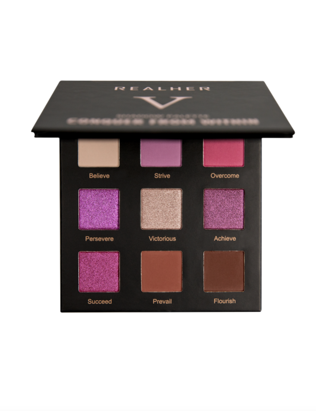 RealHer Conquer From Within Eye Shadow Palette