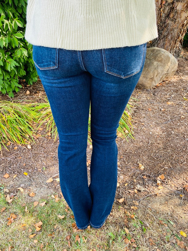 RESTOCK! Plus/Reg Judy Blue  Best Selling Bootylicious Bootcut Jeans