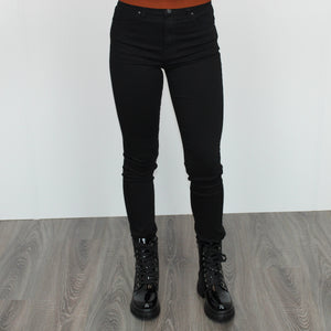 TOXIC HIGH WAISTED BROEK