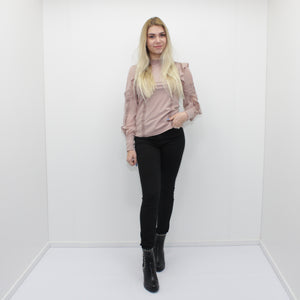 LULUMARY BLOUSE -IN 2 KLEUREN