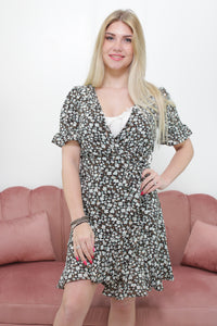 ROSY DRESS zwart