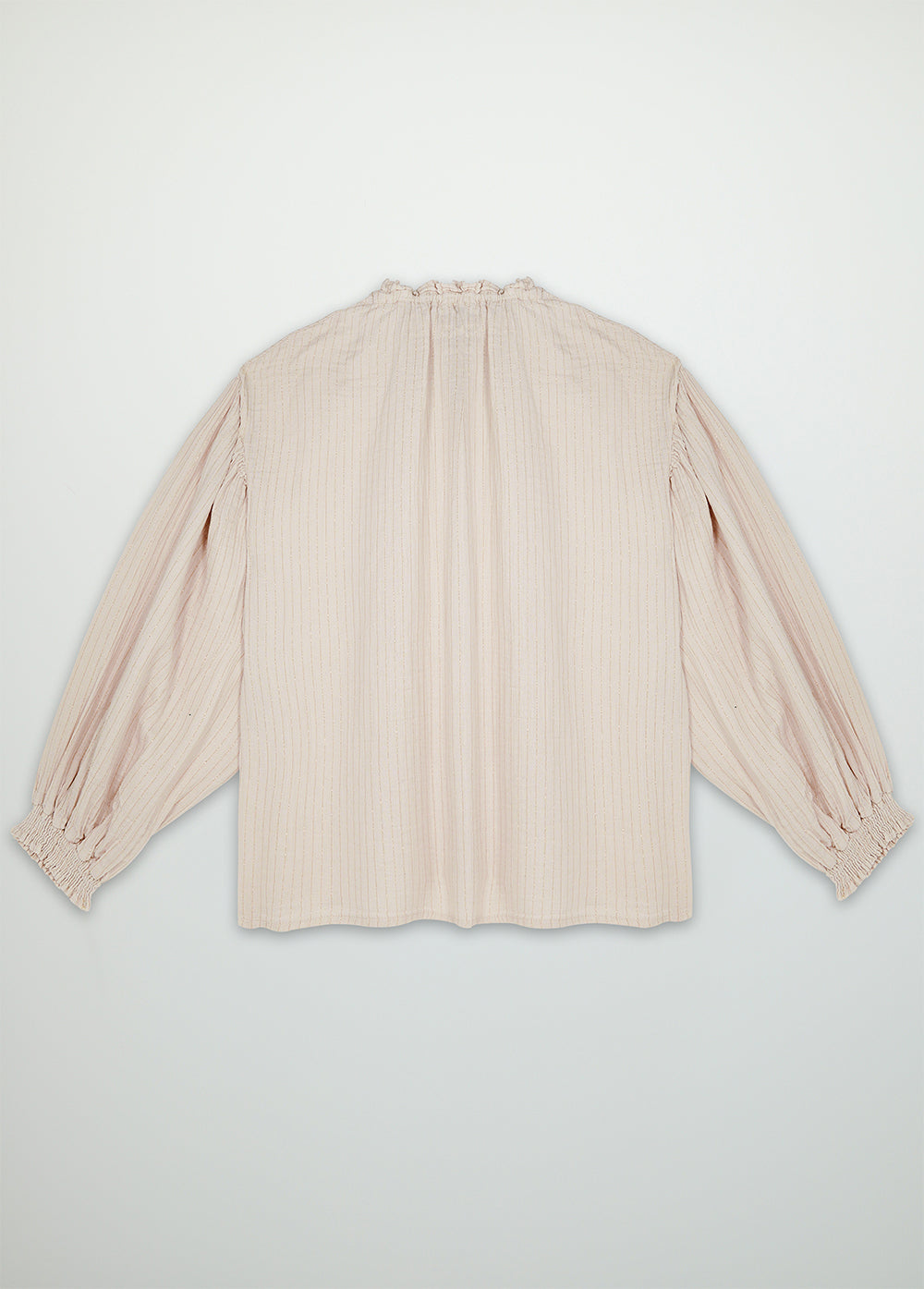 Olivia woman blush blouse