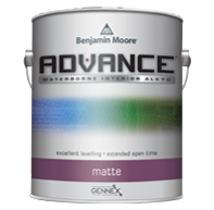 ADVANCE Waterborne Interior Alkyd Paint - Matte K791