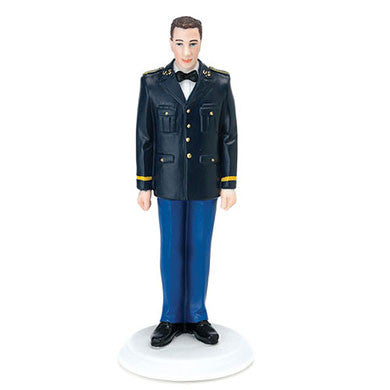 Military Soldier Cake Topper