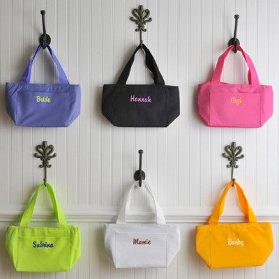 Personalized Breezy Bay Cooler Tote