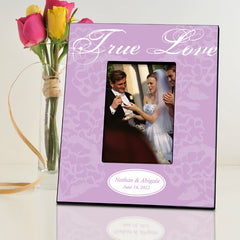 Personalized True Love Picture Frame