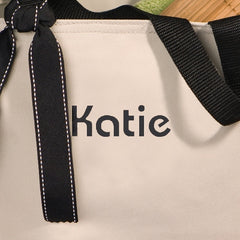 Addie Personalized Tote Bag