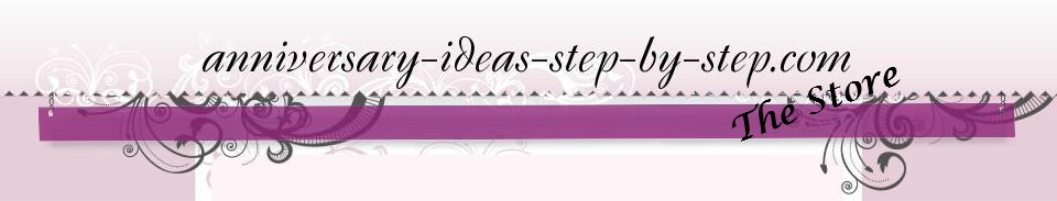 Anniversary Ideas Step By Step