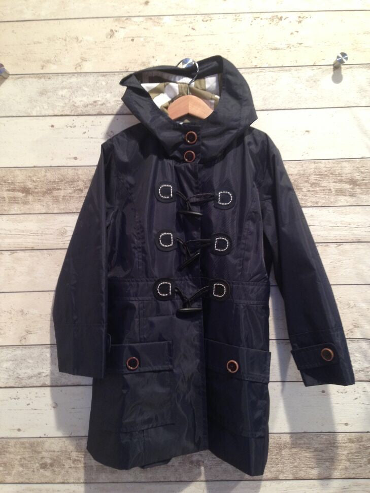 Boys Rainjacket (Navy), by Frankie & Lola ***Only Size 1 available***