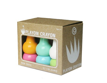 Playon Crayons (Pastel Colours) by Studio Skinky
