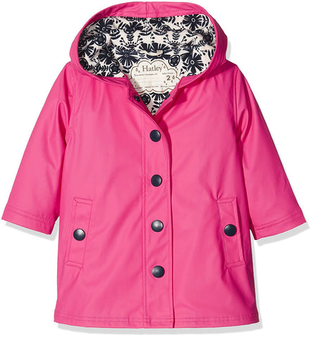 Pink Raincoat, by Hatley