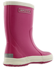 Bergstein Fuschia Gumboots Back Right