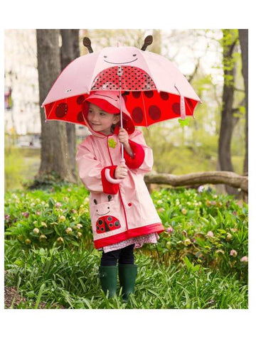 Zoo Little Kids Raincoat - Ladybird, by Skip Hop
