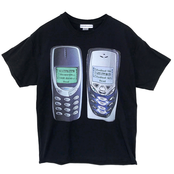 WILEY VS STORMZY SEND PHONE T SHIRT - AVAILABLE FOR ONLY 48 HOUR