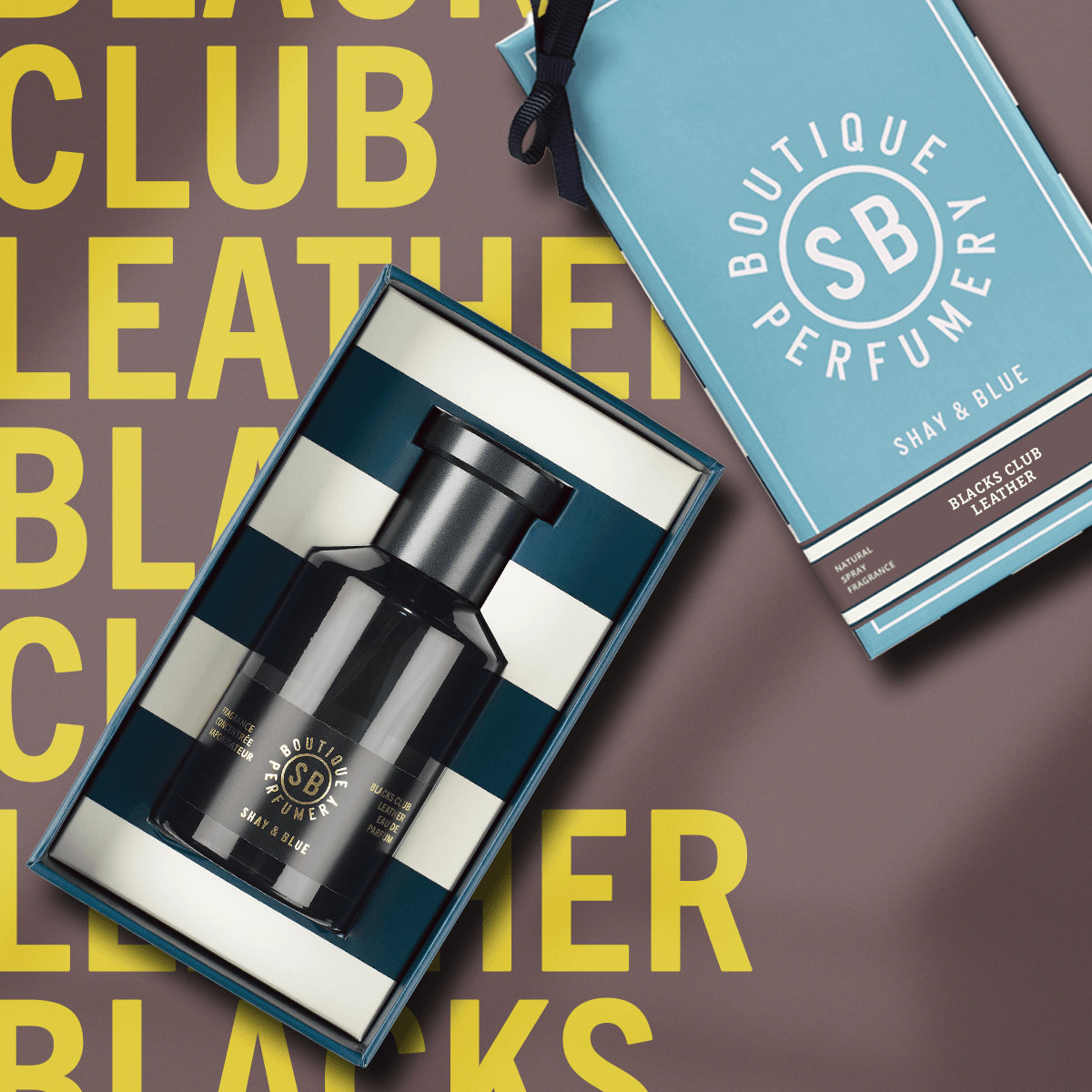 Blacks Club Leather Fragrance Concentrate 10ml