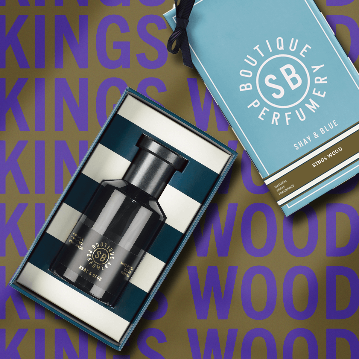 Kings Wood Fragrance Concentrate 100ml