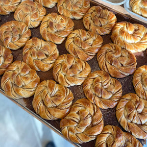 THURSDAY - Cardamom Bun