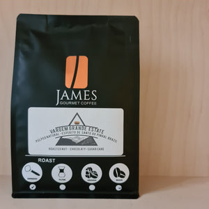 James Gourmet Coffee Beans 250g