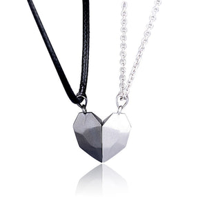 Magnetic Heart Necklace