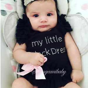 My Little Black Dress Onesie
