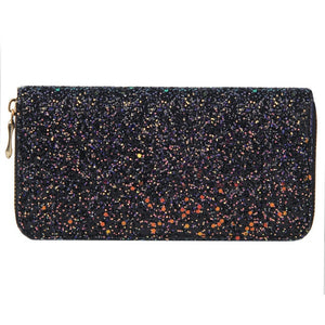 Sparkly Sequined Clutch