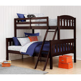 MP WOOD FURNITURE Sheesham wood bunk bed - MP Wood Furniture