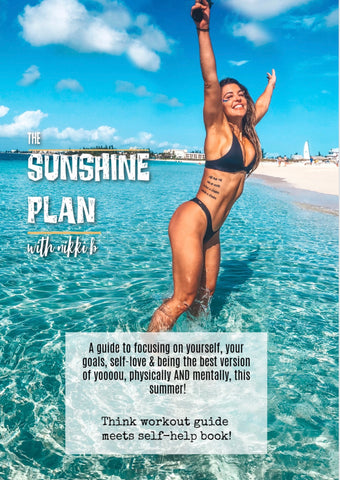 The Sunshine Plan | Summer 2019