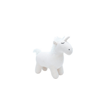 PELUCHE CROCHETTS AMIGURUMIS UNICORNIO MINI