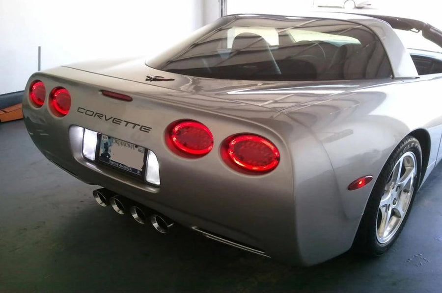 Corvette Envy C5 Halo LED Taillights - Modified Version