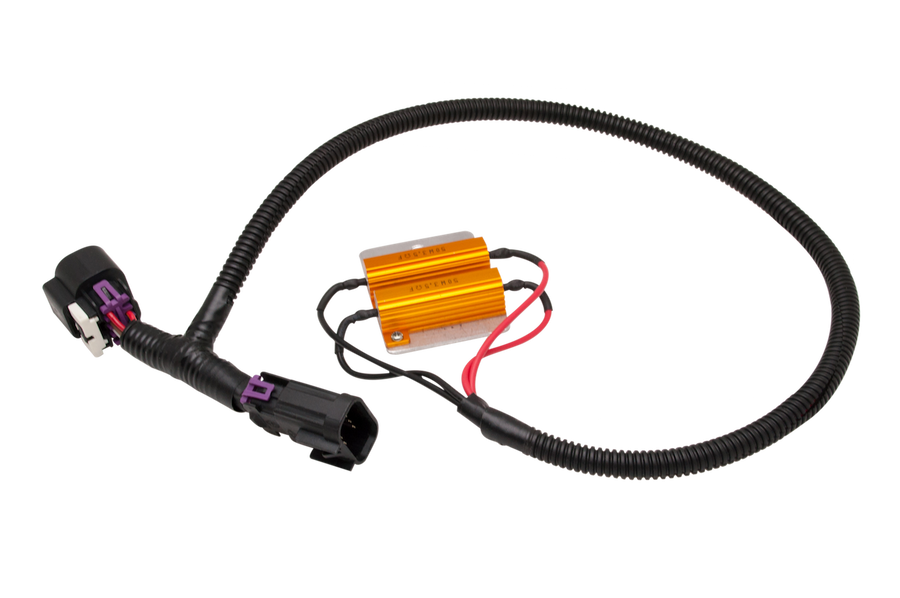 Corvette Envy C6 Corvette Rear Resistor Harness