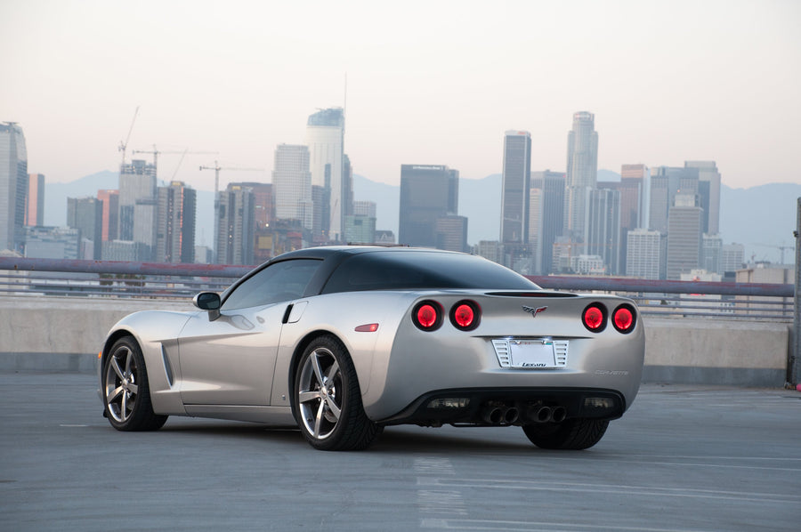 Corvette Envy C6 Halo LED Tail Lights