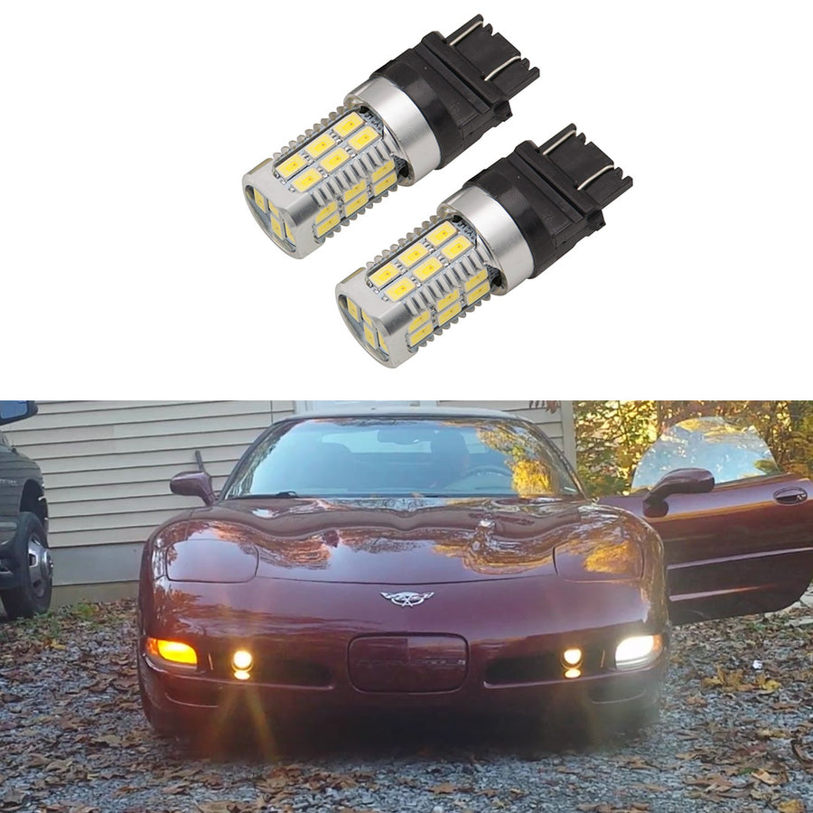 Corvette Envy 6th Generation LED Switchback Bulbs