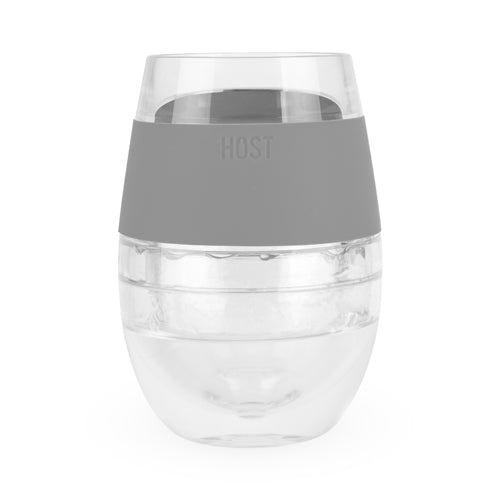 Wine FREEZE™ Cooling Cup in Grey (1 pack) by HOST®